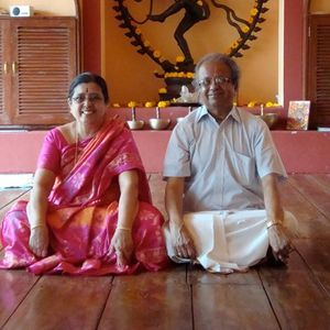 Yoga Sutras de Patanjali con Jayashree y Na