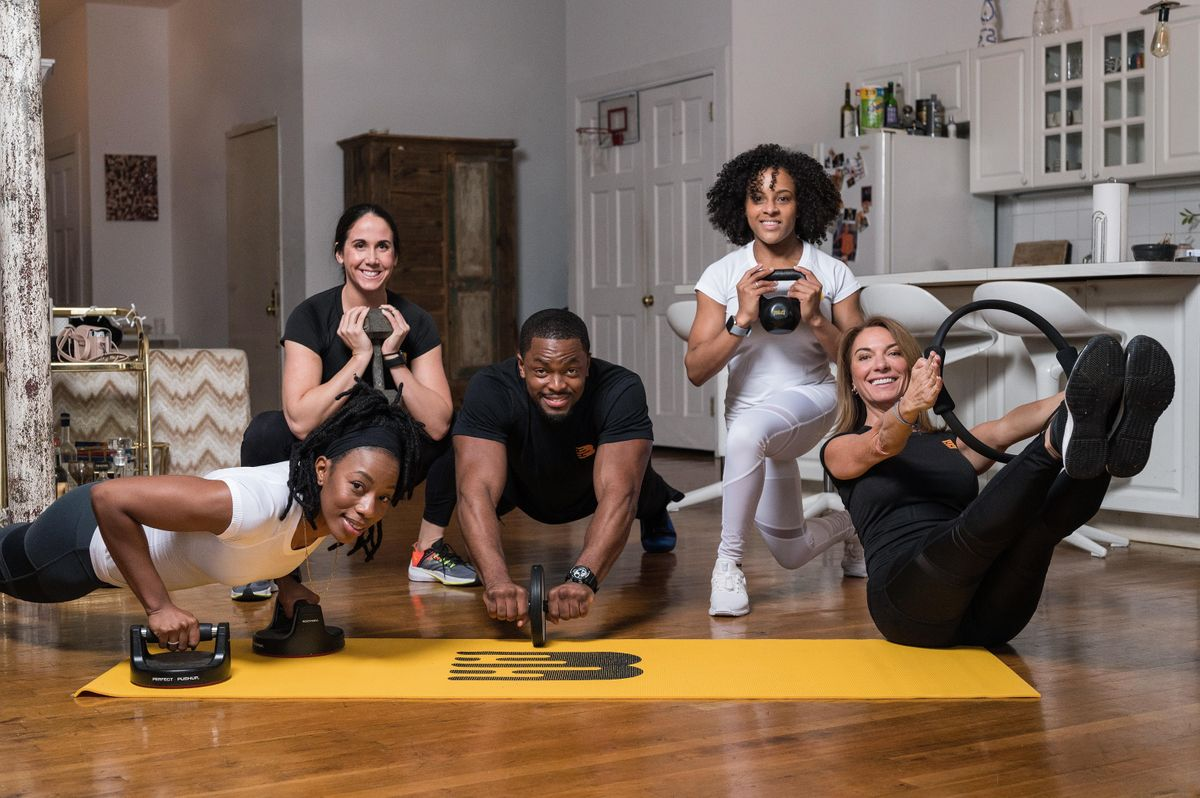Virtual HIIT Fusion | Online Event | AllEvents.in