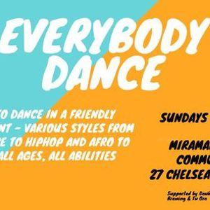 Everybody Dance Sundays