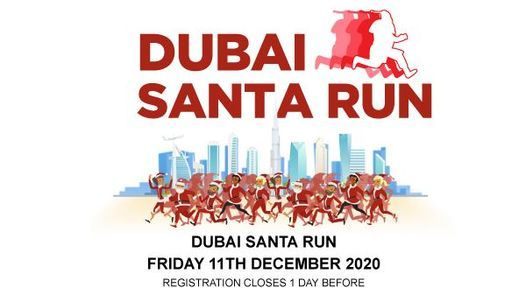Dubai Santa Run, 11 December | Event in Dubai | AllEvents.in