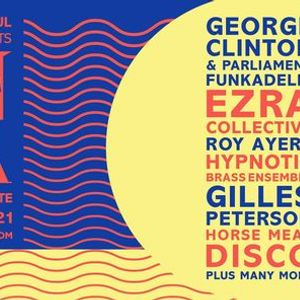 On Sea Ft George Clinton Ezra Collective Roy Ayers & much more