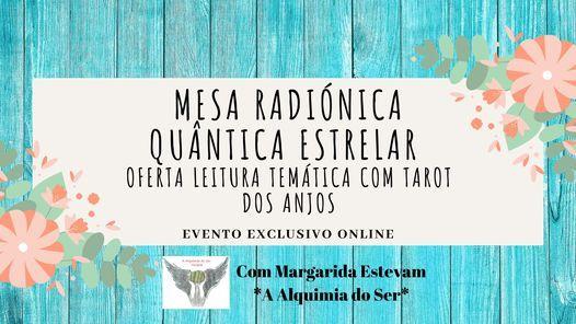 Mesa Radiónica com oferta Leitura Temática Tarot dos Anjos, 1 February | Event in Lisbon | AllEvents.in
