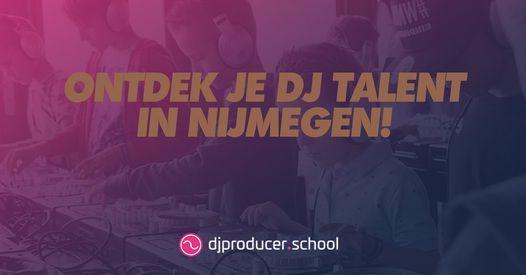 DJ Workshop voor kids (7 tm 12 jaar) in Nijmegen