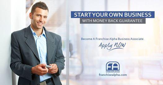 Become A Franchise Alpha Business Associate