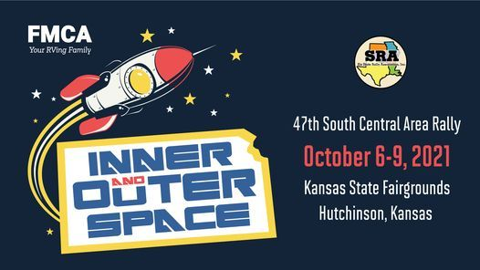 South Central Area Rally - Inner and Outer Space, 6 October   Event in Hutchinson   AllEvents.in