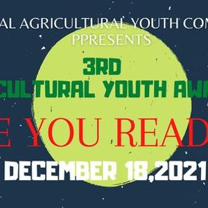 Agricultural Youth Awards 2021-22