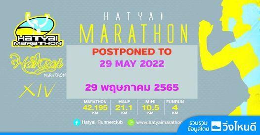 Hatyai Marathon 2021, 30 May   Event in Songkhla   AllEvents.in