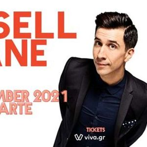 Russell Kane Live in Athens