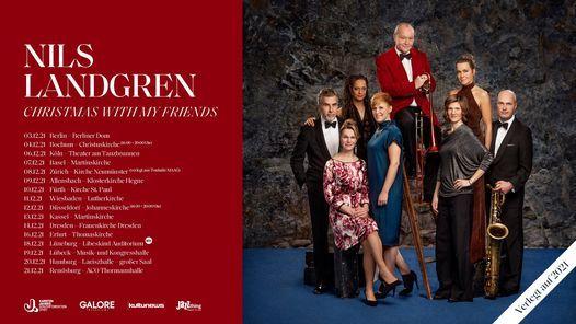 Nils Landgren / Christmas With My Friends / Hamburg (Verlegt), 20 December | Event in Hamburg | AllEvents.in