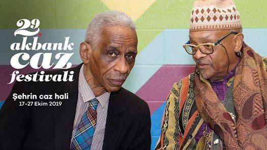 29. Akbank Caz Festivali - Art Ensemble Of Chicago