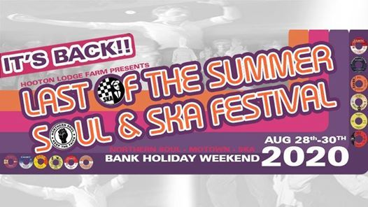 Johnny Boy Live At Last Of The Summer Soul & Ska Festival