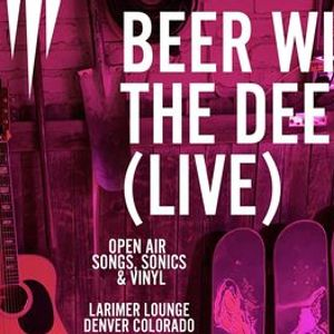 Beer with the Deer (Live)