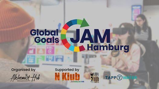 Global Goals Jam Hamburg