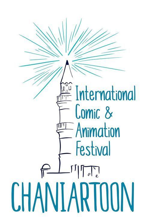 3o Chaniartoon - International Comic & Animation Festival
