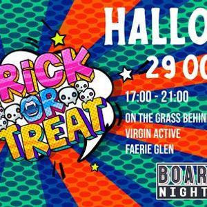 Boardwalk Night Market - Halloween