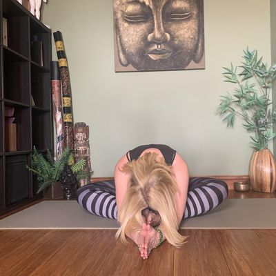 Yin Yoga - Online Studio Real Time Virtual Class