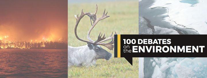 100 Debates on the Environment - Kootenay Columbia