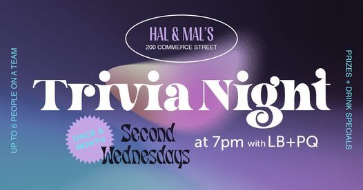 Trivia Night!, 13 October | Event in Jackson | AllEvents.in