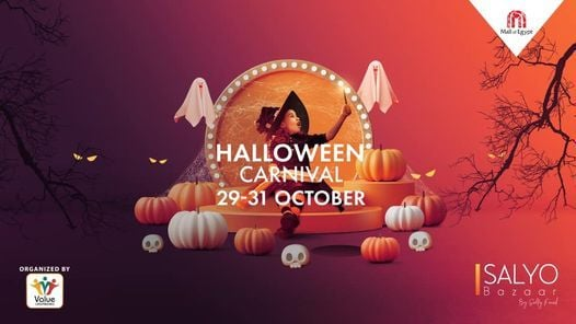 Halloween Carnival, 29 October | Event in Cairo | AllEvents.in
