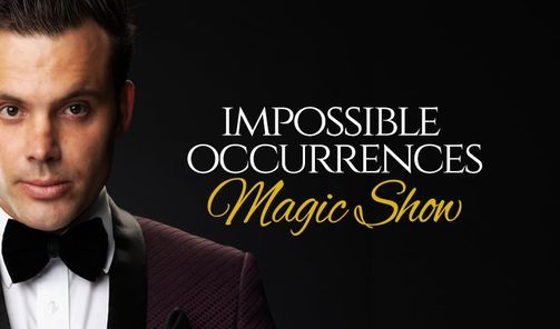 Magic Show: Impossible Occurrences | Event in Melbourne | AllEvents.in