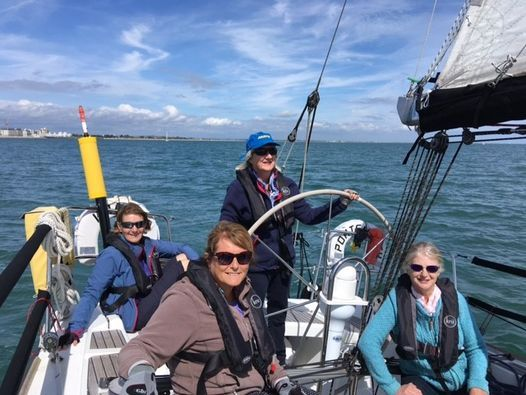 RYA Ladies Only Start Yachting Course