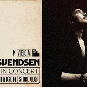 Be Svendsen - VEGA - 1. koncert - Ny dato