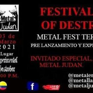 WOMEN OF DESTRUCTION METAL FEST III