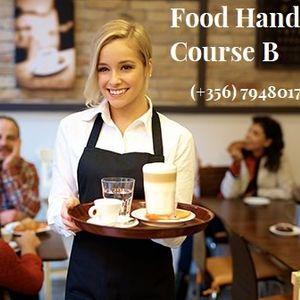 Food Handling Course B
