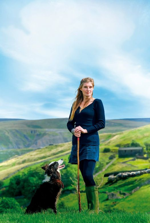 The Yorkshire Shepherdess : Amanda Owen - Buxton, 21 May | Event in Buxton | AllEvents.in