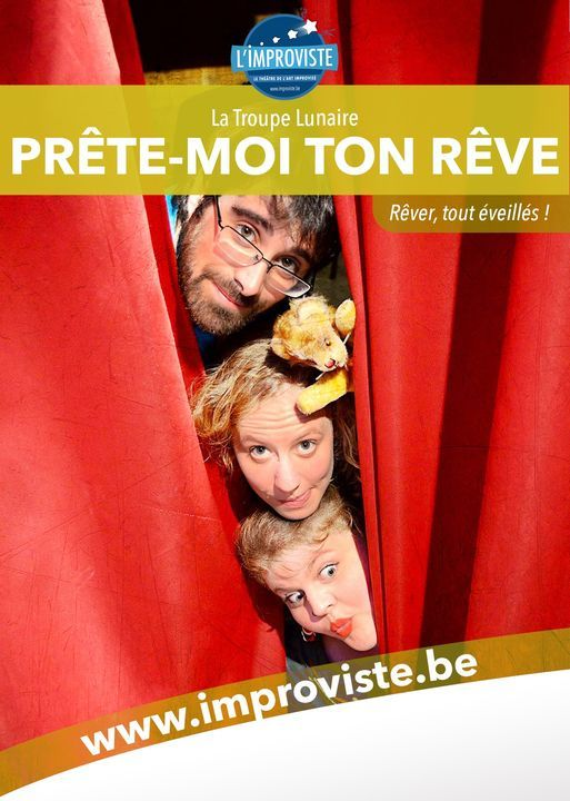 Prête-moi ton rêve | Event in Forest | AllEvents.in