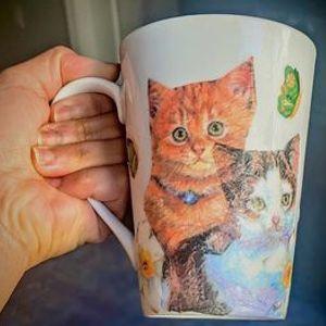 Decoupage Mug Virtual Workshop