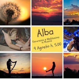 Alba in Musica - Escursione & Arpa sulla Baia degli Angeli