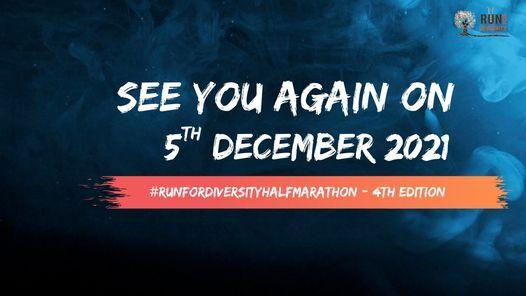 Run for Diversity Half Marathon - 4th Edition, 5 December | Event in Mumbai | AllEvents.in