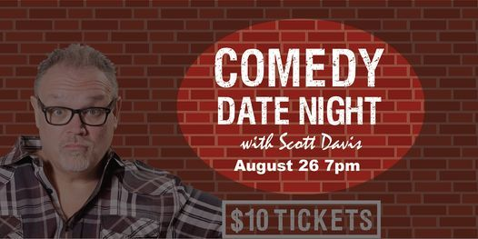 It's A Date Night of Comedy, 26 August | Event in Decatur | AllEvents.in
