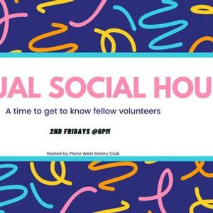 Network with Community Volunteers - Social Hour
