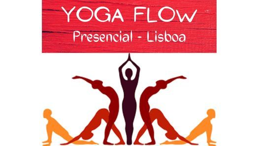 Yoga Flow - Presencial - Sabina Maglia | Event in Odivelas | AllEvents.in