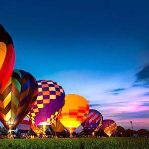 Birmingham Hot Air Balloon Fest 2021