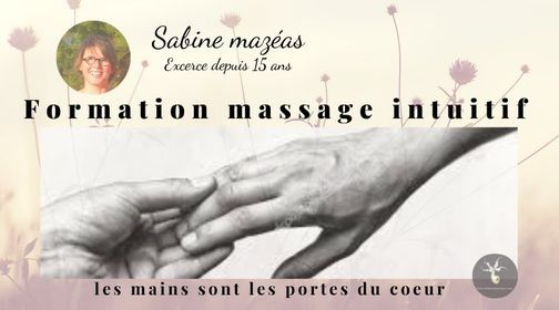 Formation massage intuitif, 23 October | Event in Nantes | AllEvents.in