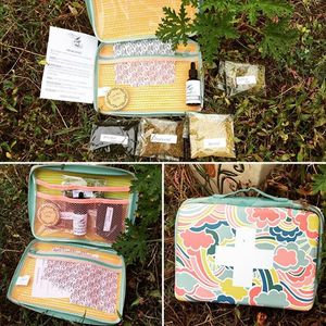 Natural Home First Aid Kit Workshop