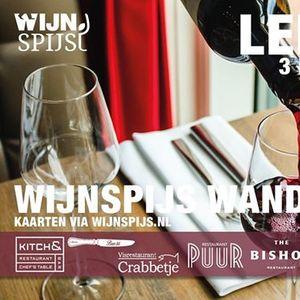 WijnSpijs Wandeling Leiden