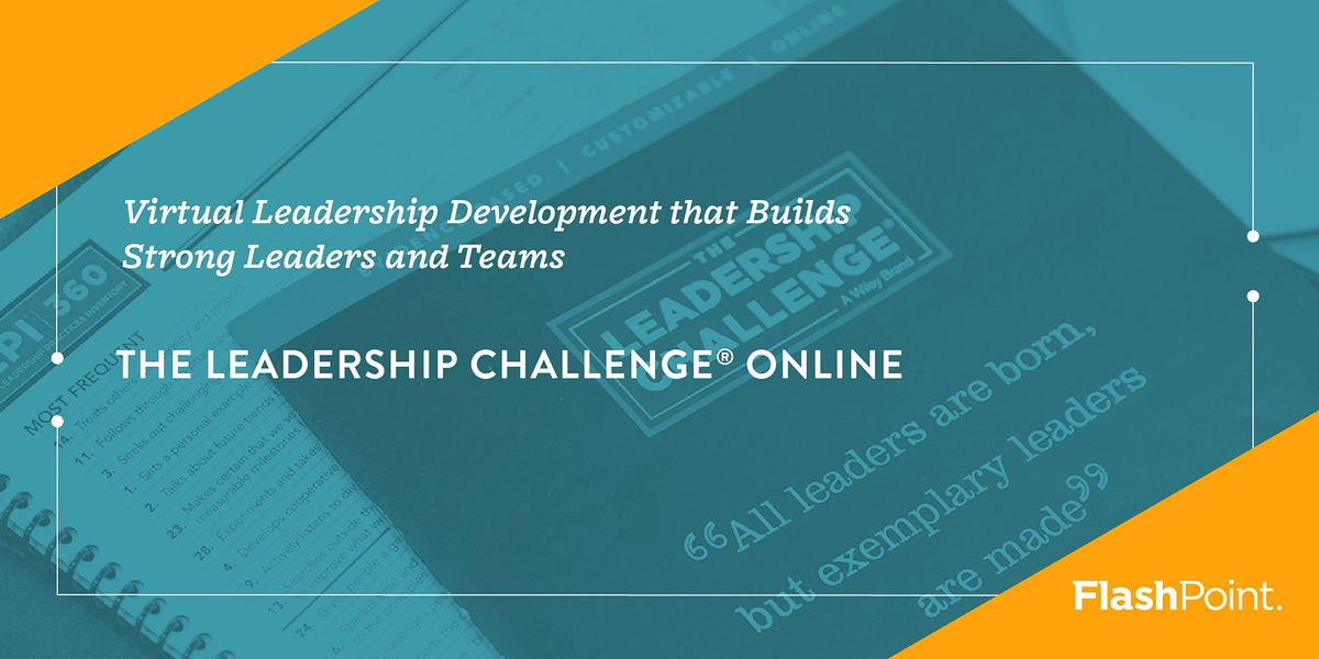 The Leadership Challenge - Online | Online Event | AllEvents.in