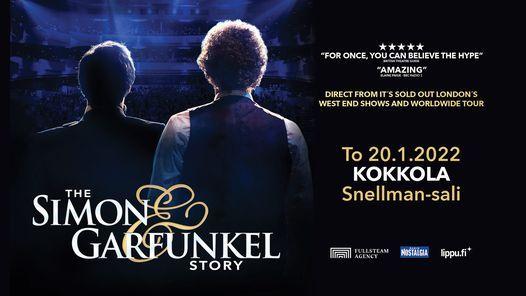 The Simon & Garfunkel Story / Kokkola, Snellman-sali, 20 January | Event in Kokkola | AllEvents.in