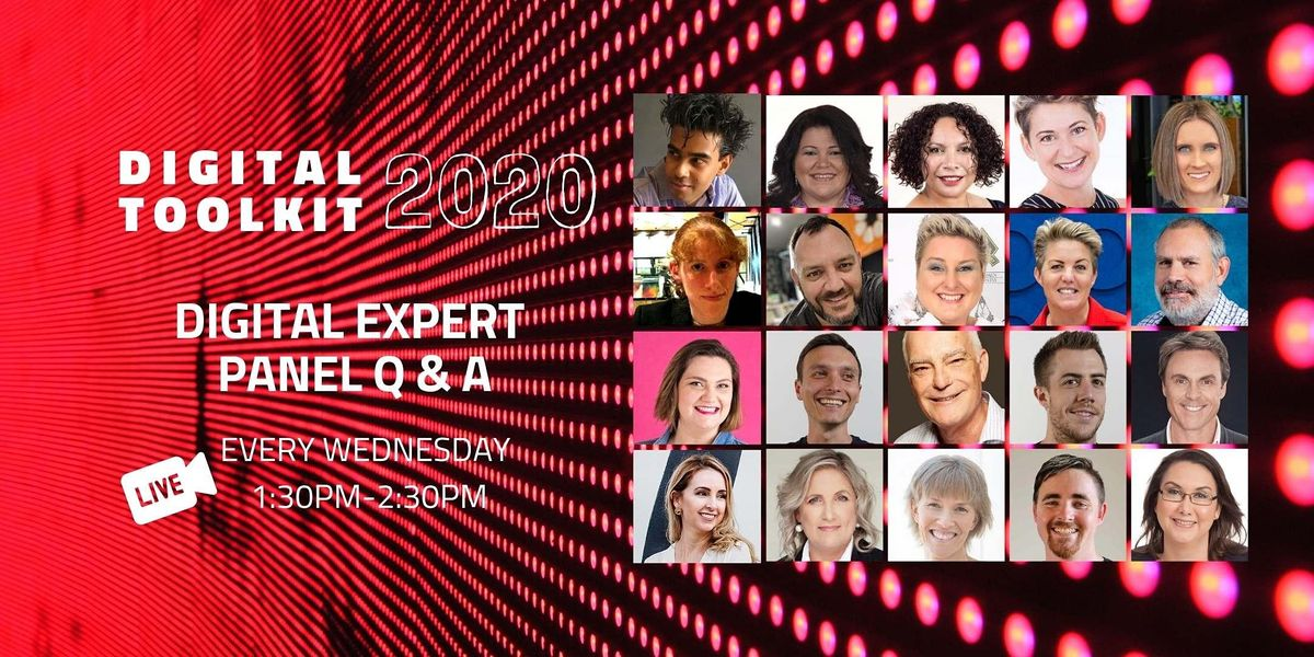 Digital Toolkit 2020 Digital Expert Panel Q&A