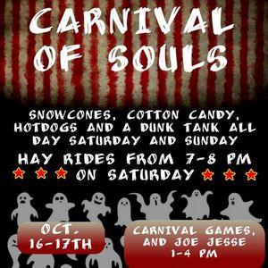 Carnival of souls Weekend