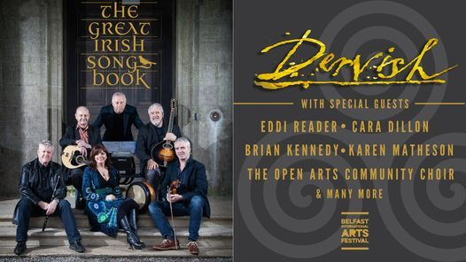 The Great Irish Songbook with Dervish & Guests | Event in Belfast | AllEvents.in