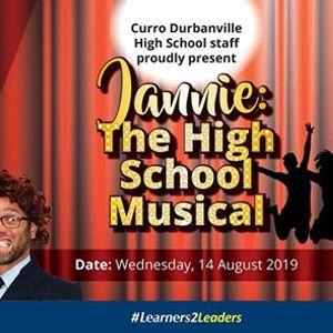 Jannie the high school musical