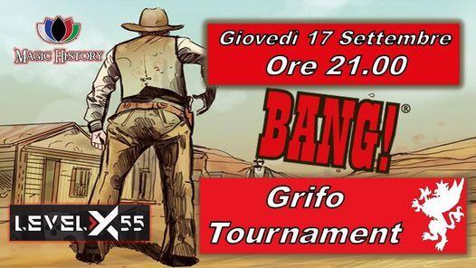 BANG Grifo Tournament - Season 2