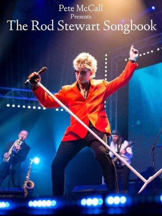 Rod stewart tribute and pagan, 26 June | Event in Peterborough | AllEvents.in
