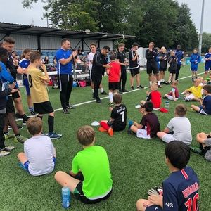 MYFC Saturday Soccer School with Margate FC