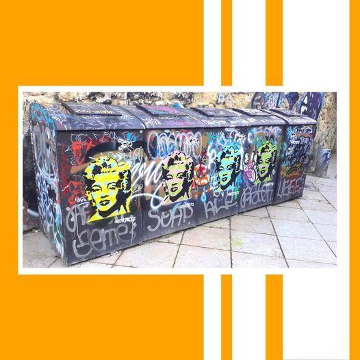 Street Art & Graffiti Tour - Villanova, 27 February | Event in Cagliari | AllEvents.in